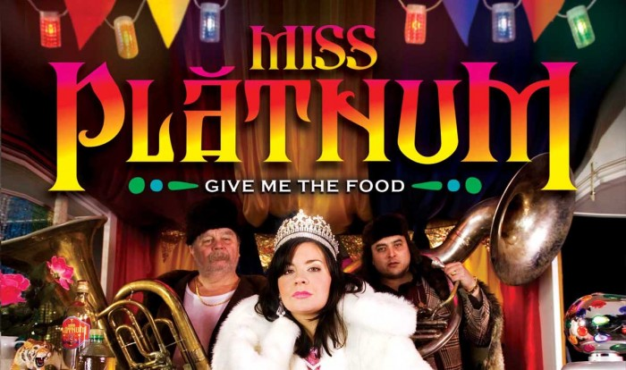 Miss Platnum: Give me the food